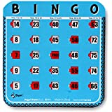 Regal Games Family Bingo Card Booster Expansion Pack, Blue, 8 Cards