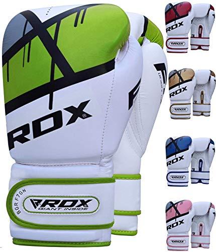 RDX Boxhandschuhe für Muay Thai und Ego...