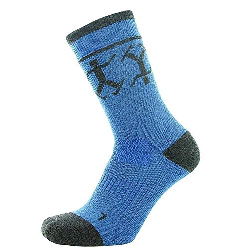 Devold Merino Socken Winter Kids Lake/Coal 25-27