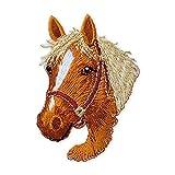 SuperiorParts Parches termoadhesivos con diseño de caballo, parches bordados, apliques para ropa, vaqueros, camisetas, chaquetas, mochilas (caballo)