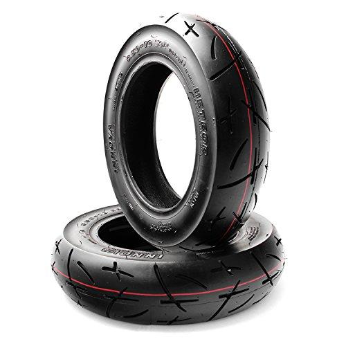 Innova Roller Reifen Set 2 x 3.50-10 59P Jmstar Sunny 50 4T, Jonway Beta 50 4T, Lambda, YY50QT-6 4T Meteor
