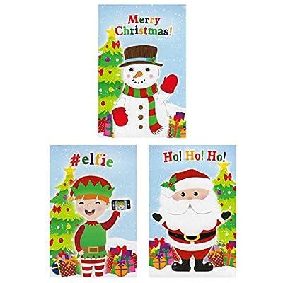Henbrandt 168 x Christmas Mini Notebook / Pad - Wholesale Bulk Buy