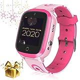 Best Child Locator Watch For Kids - Kid Smart Watch Phone, GPS/LBS Waterproof Smartwatch HD Review