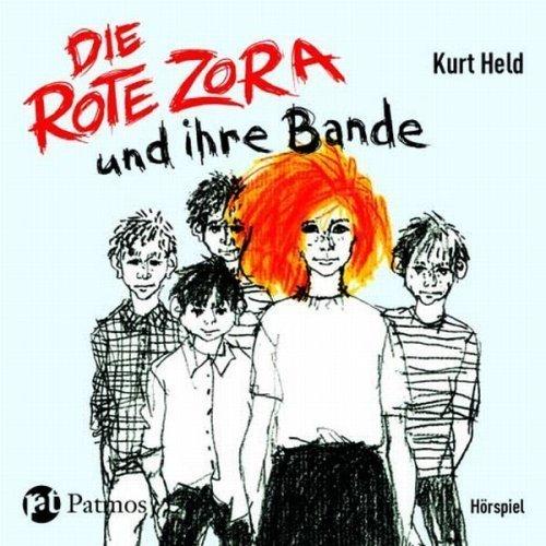 Die rote Zora und ihre Bande (Hörbuch)