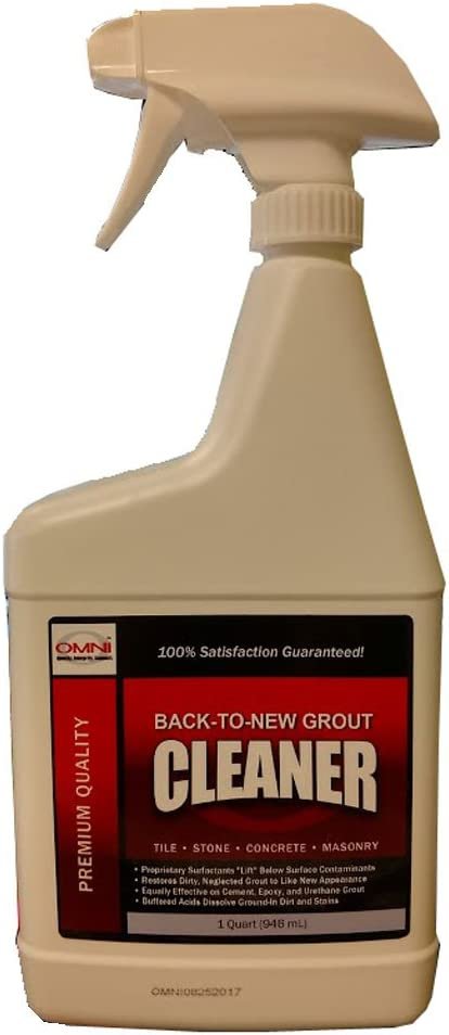 Omni Back-to-New Grout Cleaner 32 New Shipping Free Spray Many popular brands oz