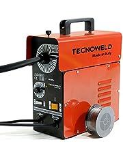 Proweltek PR1216 lasapparaat MIG zonder gas, 95°A