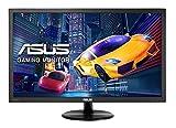 Asus VP278H 68,6 cm (27 Zoll) Monitor (VGA, HDMI, 1ms Reaktionszeit) schwarz...