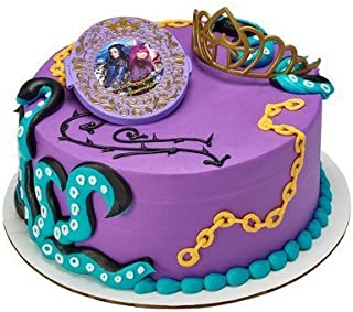 Descendants Rock This Style Cake Decorating Set
