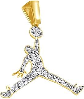 Best jordan logo necklace Reviews