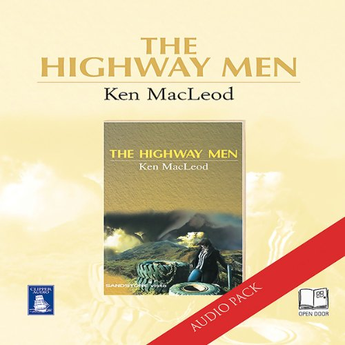 The Highway Men audiobook cover art