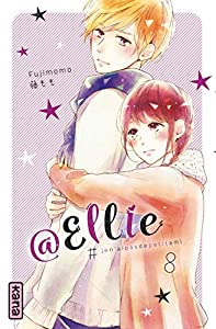 @Ellie Edition simple Tome 8