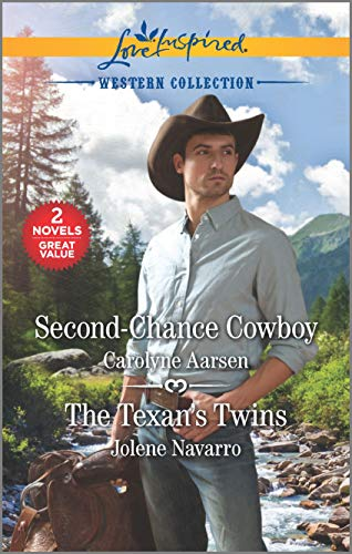 Second-Chance Cowboy & The Texan's Twins (Love Inspired Western Collection) (English Edition)