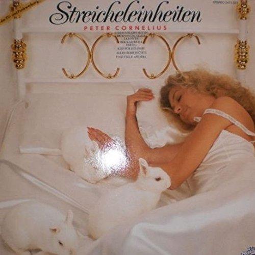 Peter Cornelius - Streicheleinheiten - Polystar - 2475 575