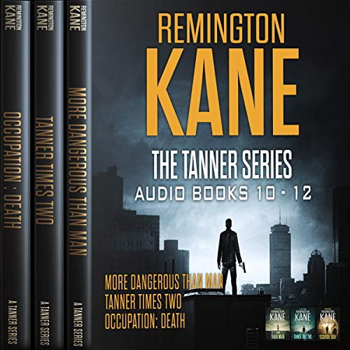 The Tanner Series: Books 10-12 Titelbild