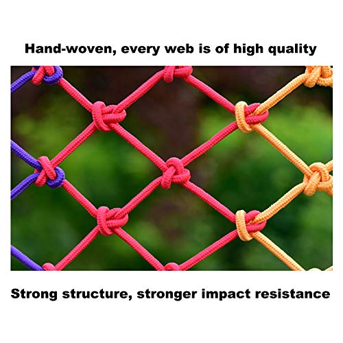 Best Review Of Stair Netting,Balcony Netting Color Stair Net Kids Safe Safety Fence Stairs Railing R...