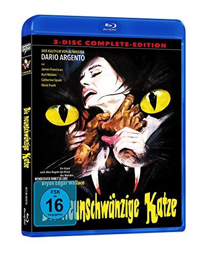 Die neunschwänzige Katze - 3-Disc Complete Edition [Blu-ray]