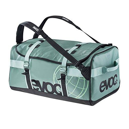 evoc Duffle Bag Ausrüstungstasche, Olive, 50 x 30 x 25 cm, 40 Liter