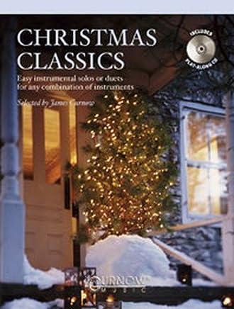 Christmas Classics (+ CD): per Horn in F O ES (solo o Duetto)