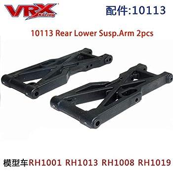 Parts & Accessories RC car Parts vrx 10112 Front Suspension Arm & 10113 Rear Suspension Arm for vrx Racing rc car RH1011 RH1013 RH817 RH818 Cobra -  Color  10113