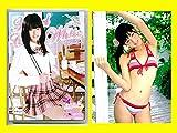 水波メイカ Angel Cure ホワイト ピンク編 DVD / ロゴ入り正規写真付(ニット ビキニ1) 公式ショップ品です。