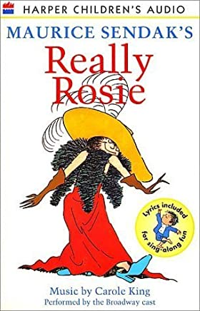 Maurice Sendak's Really Rosie Audio by Maurice Sendak (1989-05-03)