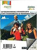 Luftbildpanorama & Wanderkarte - Algund Meran: Carta escursionistica & panoramica aerea: Von 300 bis auf 3.000 Meter. Von der Sonnenpromenade zum ... Urlaubsfreuden und alpine Bergerlebnisse