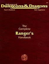 The Complete Ranger's Handbook (Advanced Dungeons & Dragons, 2nd Edition, Player's Handbook Rules Supplement/PHBR11)