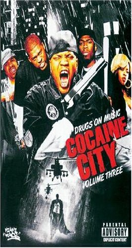 Price comparison product image Drugs On Music: Cocaine City