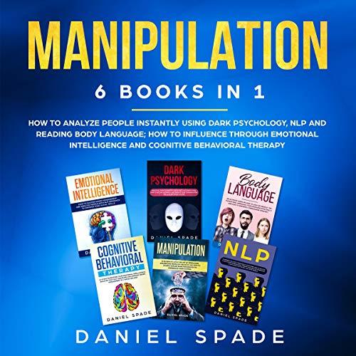 Couverture de Manipulation: 6 books in 1