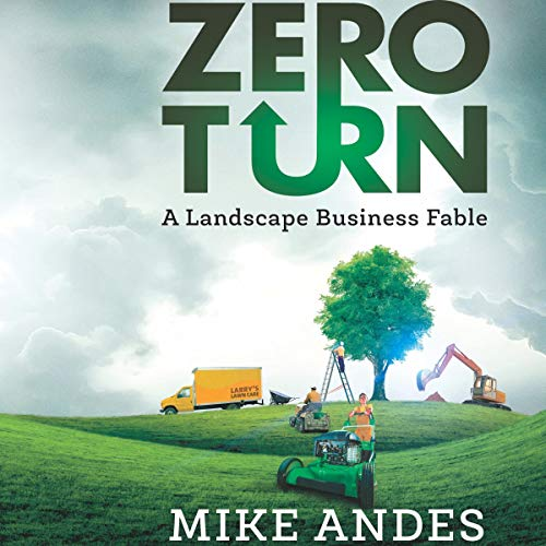 Zero Turn audiobook cover art