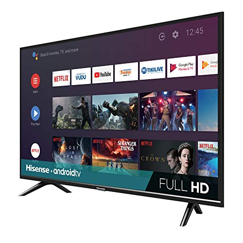 Hisense 4K Ultra HD Android Smart LED TV