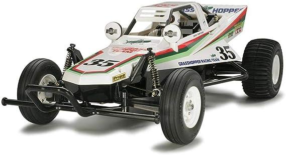TAMIYA America, Inc 1/10 Grasshopper 2WD Buggy Kit, TAM58346