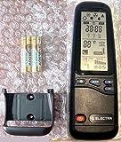 ELECTRA Telecomando per condizionatori Ariwell RC-A, Ricambio Universale per Tutti i Modelli Airwell Emailair Aria condizionata, climatizzatore, Pompa di Calore RC-3, RC-4, RC-7, RC-8 ECC.