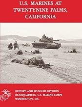 U.S. Marines At Twentynine Palms, California