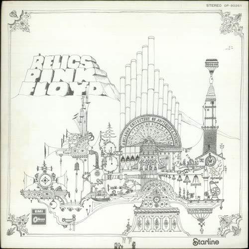 PINK FLOYD - RELICS (1 LP)