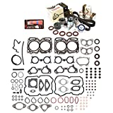 Evergreen HSTBK9013 Head Gasket Set Timing Belt Kit Compatible with/Replacement for 04-06 Subaru 2.5 Turbo DOHC EJ255 EJ257