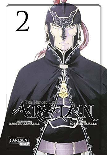 The Heroic Legend of Arslan 02
