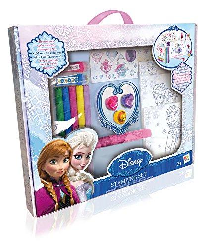 Disney Set de tampons La Reine des Neiges