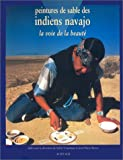 Peintures De Sable Des Indiens Navajo