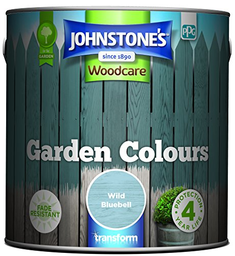 Johnstone's 309287 - Garden Colours - Exterior Paint - Fade Resisting - Suitable for Exterior Wood -...