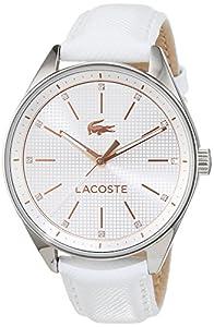 Lacoste 2000900 - Reloj analógico para mujer (correa de piel)