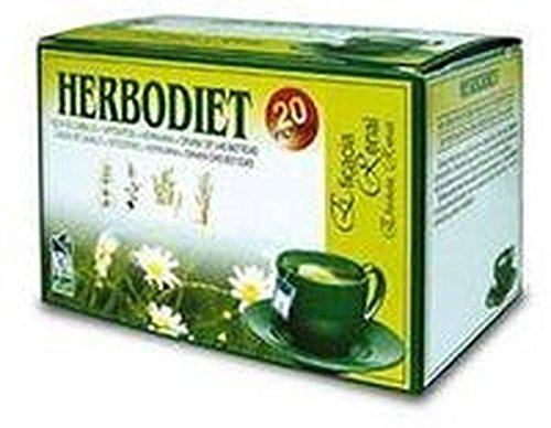 Herbodiet Infusiones Eficacia Renal 20 filtros de Nova Diet