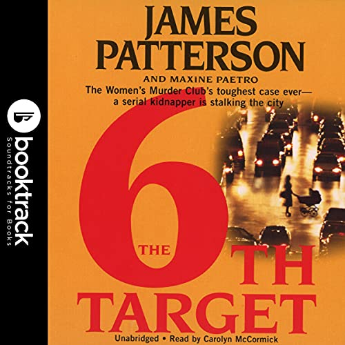 The 6th Target: Booktrack Edition Audiobook By James Patterson cover art