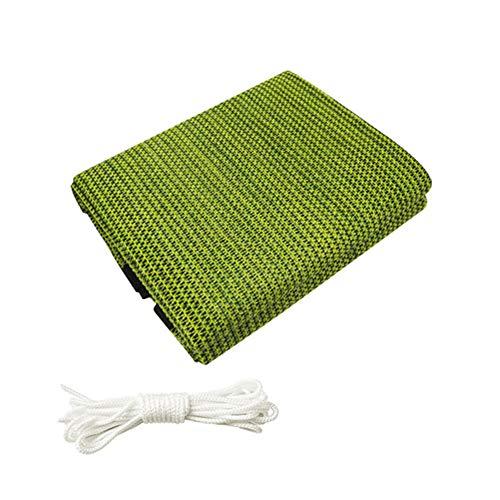 Boylee, Toldo rectangular para sol, rectangular, con bloqueo UV, transpirable, para exteriores, patio, jardín, planta