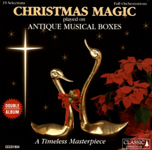 Christmas Magic (Antique Musical Boxes)