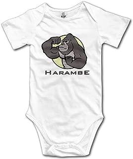 harambe baby onesie