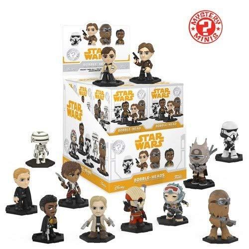 Star Wars: Solo 28312Mystery Mini Blind Box Solo S1PDQ CDU 30,5cm Figur
