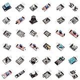 37 Sensor Module Board Set in 1 Starter Kits for Arduino Components