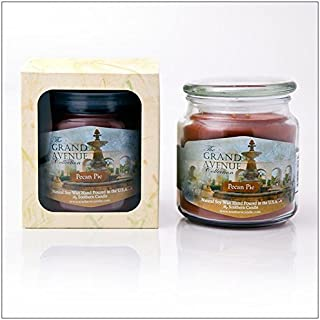 Pecan Pie - 16oz Decorator Jar Scented Candle/Medium