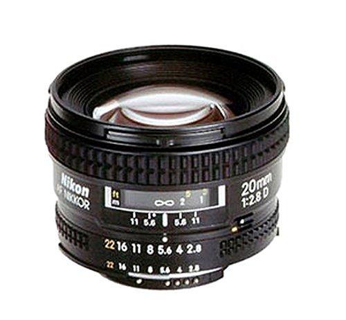 Objetiva Nikon 20mm f/2,8 D AF-D